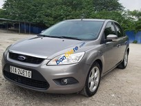 Cần bán lại xe Ford Focus sản xuất 2011, màu xám