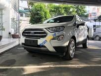 Bán Ford EcoSport 1.0 Titanium sản xuất 2018, màu trắng giá cạnh tranh