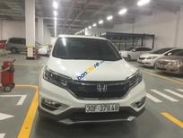 Bán xe Honda CR V 2.4 TG sản xuất 2017, màu trắng