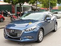 Cần bán Mazda 3 1.5AT năm 2017, màu xanh lam, giá 685tr