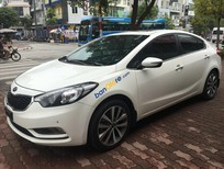 Cần bán lại xe Kia K3 2.0AT năm sản xuất 2014, màu trắng