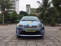 Cần bán xe Toyota Yaris năm 2017, màu xanh lam, xe nhập