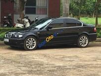 Cần bán BMW 3 Series sản xuất 2003, màu đen, nhập khẩu