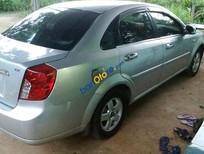 Bán Daewoo Lacetti EX 1.6MT năm 2009, màu bạc