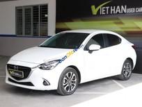 Bán ô tô cũ Mazda 2 1.5AT năm sản xuất 2016, màu trắng, giá tốt
