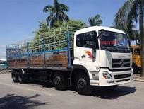 Bán xe tải Dongfeng 17 tấn 9 đời 2017, trả góp siêu cao 80%