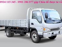 Bán xe tải Jac 8.4 tấn + giá rẻ nhất thị trường + chỉ từ 179 triệu
