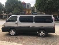 Bán xe cá mập 3 chỗ tải Van, hiệu Toyota 2 màu, đời 2004, máy tubo. Xe ngon đẹp, không lỗi nhỏ
