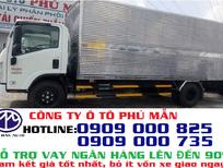 Giá xe tải Isuzu 8t2/8.2 tấn/8T2/8 tấn 2 thùng dài 7.1m khoảng bao nhiêu