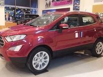 Bán xe Ford EcoSport 1.5L Titanium AT 2018, màu đỏ giá tốt nhất thị trường