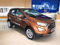 Bán Ford EcoSport 1.5L Titanium AT 2018, màu nâu, giá chỉ 630 triệu, khuyến mãi phụ kiện nến đến 10tr 0911997877