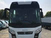 Bán TB120S - W375 Euro 4, mới 2019, bản cao cấp, Thaco 47 chỗ TB120S diện mạo mới