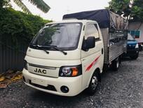 Bán xe tải JAC 1T25 thùng dài 3m2 đời 2018