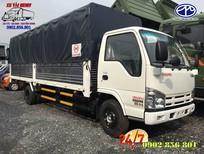 Bán xe tải Isuzu 1T9, thùng hàng dài 6 mét, hỗ trợ trả góp