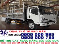 Bán xe tải Isuzu 8.2T Vĩnh Phát - i thùng dài 7m1, hàng hót 2018