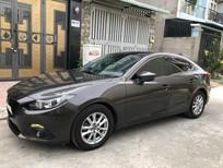 Cần bán Mazda 3 AT 2016, màu nâu