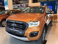 Bán Ford Ranger Wildtrak 2.0 Turbo kép, sản xuất 2018, có xe giao ngay - hỗ trợ giao xe toàn quốc, LH: 093 1234768