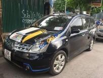 Bán Nissan Grand livina năm 2011, màu đen, nhập khẩu nguyên chiếc giá cạnh tranh