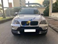 Bán lại xe BMW X5 4.8AT năm 2007, màu bạc, nhập khẩu
