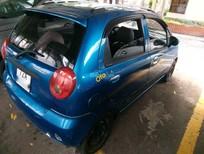 Bán Chevrolet Spark 2010, màu xanh lam, giá tốt
