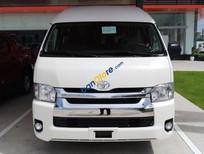 Bán Toyota Hiace năm sản xuất 2018, màu trắng, nhập khẩu nguyên chiếc, 959tr