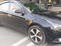 Bán ô tô Daewoo Lacetti CDX năm sản xuất 2010, màu đen, xe nhập