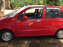 Cần bán lại xe Daewoo Matiz SE năm sản xuất 2007, màu đỏ, giá tốt