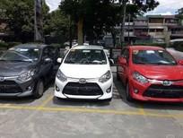 Toyota Wigo 2018 nhập khẩu mới 100% tại Thanh Hóa: Trả góp 80% chỉ 150tr nhận xe - LH: 0973.530.250