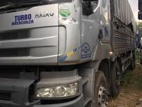 Bán xe tải Chenglong sản xuất 2016, màu bạc
