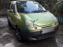 Bán Daewoo Matiz sản xuất năm 2006, màu xanh lục, giá chỉ 69 triệu