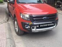 Chính chủ bán Ford Ranger 3.2 Wildtrak sản xuất 2014, màu đỏ, nhập khẩu