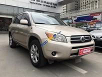 Toyota Cầu Diễn bán xe Toyota RAV 4 Limited 2.5 AT 2007 - màu vàng cát
