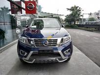 Bán Nissan Navara EL năm 2018, màu xanh lam, xe nhập