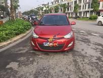 Cần bán xe Hyundai i20 1.4AT năm sản xuất 2014, màu đỏ, nhập khẩu