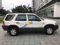 Chính chủ bán ô tô Ford Escape XLT AT sản xuất 2003, màu trắng, 145tr