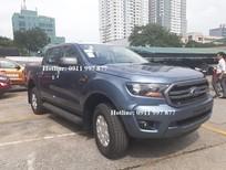 Bán Ford Ranger XLS 2.2L AT 4x2 sản xuất năm 2019, màu xanh lam, giá chỉ 650 triệu