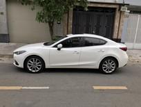 Cần bán lại xe Mazda 3 2.0AT năm 2016, màu trắng đẹp như mới, 655 triệu