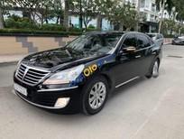 Cần bán xe Hyundai Equus VS380 năm 2011, màu đen, nhập khẩu