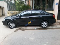 Xe Daewoo Lacetti SE sản xuất năm 2004, màu đen chính chủ
