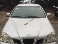 Bán Daewoo Lacetti năm sản xuất 2004, màu bạc chính chủ, 128 triệu