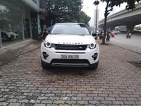 Cần bán LandRover Discovery Sport HSE Luxury 2015, màu trắng, nhập khẩu