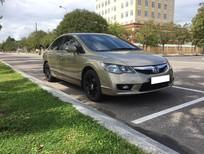 Cần bán gấp Honda Civic 2010 màu vàng cát, tự động, full options