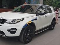 Auto Đại Phát bán LandRover Discovery HSE Luxury Sport 2015, màu trắng, xe nhập