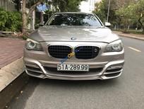 Bán xe BMW 750Li năm 2010 biển víp, màu vàng, nhập khẩu, 1 tỷ 1800 triệu
