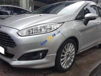 Bán Ford Fiesta 1.0 Ecoboost sản xuất 2013, màu bạc