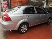 Bán xe Daewoo Gentra 1.5MT sản xuất 2010, màu bạc