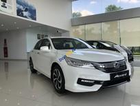 Bán Honda Accord năm sản xuất 2018, màu trắng, nhập khẩu nguyên chiếc