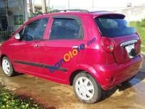 Cần bán lại xe Chevrolet Spark năm sản xuất 2008, màu đỏ