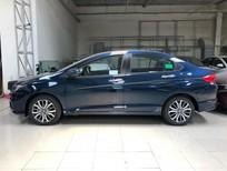 Bán xe Honda City CVT năm sản xuất 2019, màu xanh lam