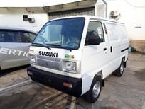 Cần bán xe Suzuki Van Euro 4 2018, tặng thuế trước bạ